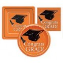 Graduation Dinnerware