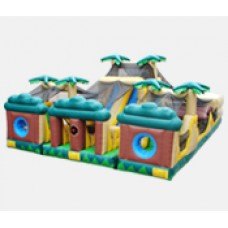 3-Piece Tropical Obstacle Course