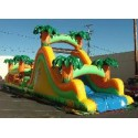 61' Tropical Maze & Slide