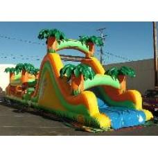 61' Tropical Maze & Slide