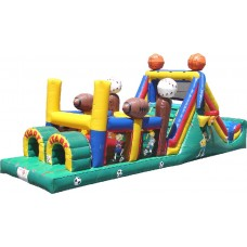 ALL-STAR OBSTACLE COURSE