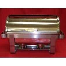 8 qt. Roll Top Chafing Dish