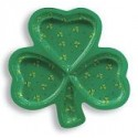 Shamrock Plastic Divided Tray