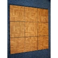 Wood Parquet Dance Floor