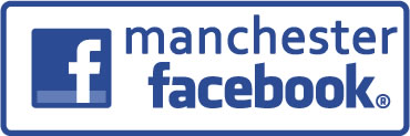 Manchester connect with us on facebook